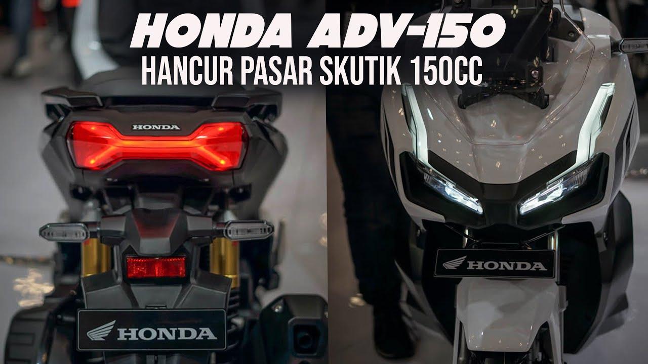 Download FULL REVIEW HONDA ADV-150 | KEREN PARAH CAK [GIIAS 2019]