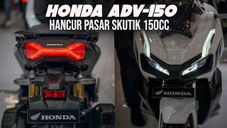 Download Video FULL REVIEW HONDA ADV-150 | KEREN PARAH CAK [GIIAS 2019] MP3 3GP MP4