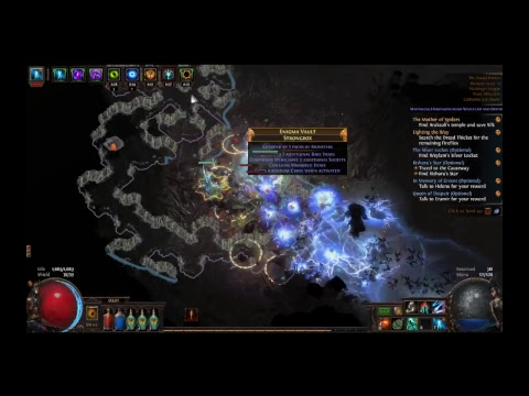 Path of Exile 3.0 - Charge Dash (Leveling)