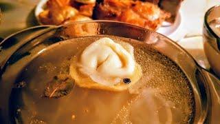 Квасок праздничный по -цыгански. Мясной бульон. Gipsy cuisine.