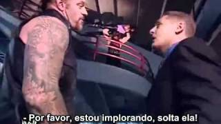 WrestleMania 17 - Undertaker vs Triple H - promo - Legendado [PT-BR]