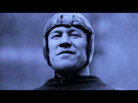 #37: Jim Thorpe | The Top 100: NFL's Greatest Players (2010) | NFL Films