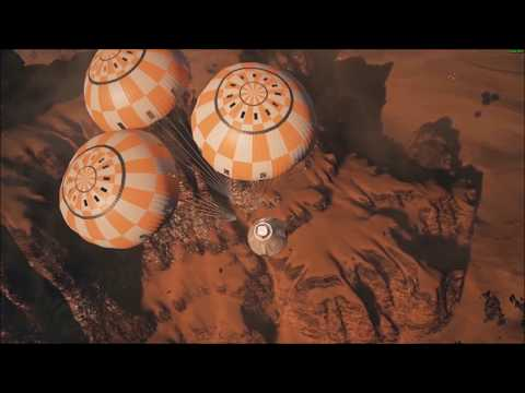 ROKH Mars Survival Day 1 |