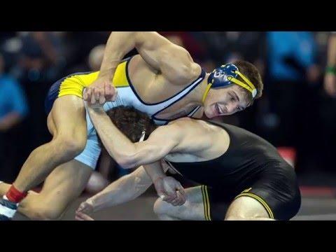 Kent State Wrestling: Matt Hill Video Blog, Feb. 3, 2016
