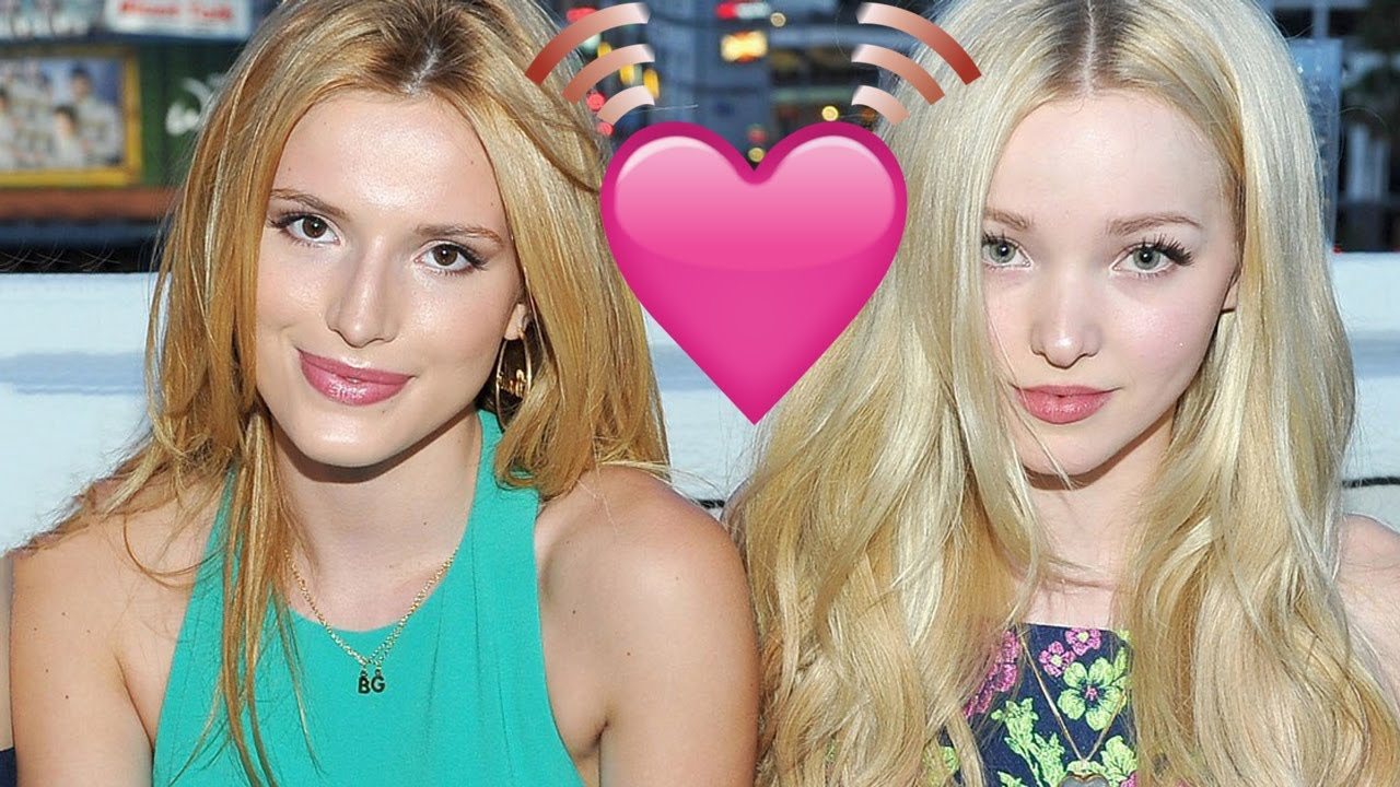 Are Bella Thorne Dove Cameron More Than Just Friends