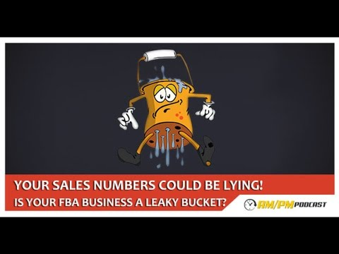 Is your FBA business a leaky bucket? Plug the leaks with Hello Profit (Pt. 2). - EP63
