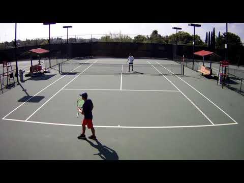 Castano San Diego Match 1 Part 1