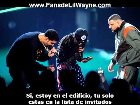 Lil Wayne feat Drake  Right Above It Subtitulada en español