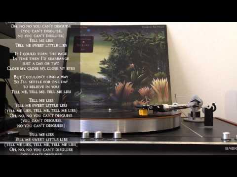 Fleetwood Mac - Little lies (vinyl) + lyrics