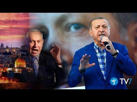Turkey-Israel diplomatic row - Jerusalem Studio 333