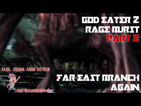 【NIJISANJI ID】Far East Branch, Again (GOD EATER 2: Rage Burst)