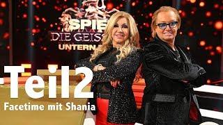 FACETIME mit SHANIA vor der Show 👋🏻🎥  I Die Geissens