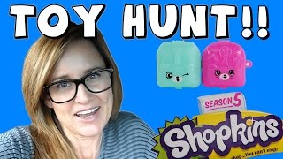 dctc s amy jo and zumi go toy hunting for shopkins season 5