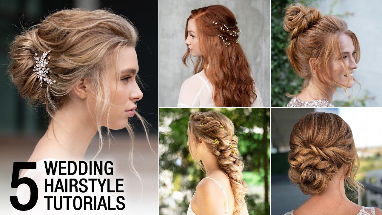 15 Wedding Hairstyle Tutorials by Stephanie Brinkerhoff   Kenra Professional