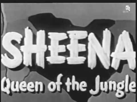 Download 1955  Sheena Queen of the Jungle  (5 Episodes)