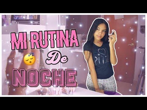 MI RUTINA DE NOCHE (EN VACACIONES)/MARI URIBE