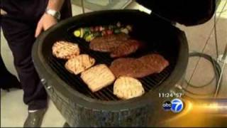 Grillmaster Dave Zier On Abc-7 5/19/08