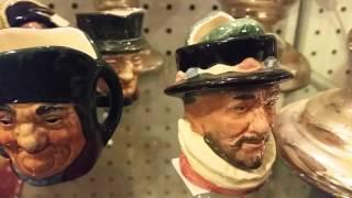 Royal Doulton Toby mugs
