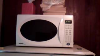 Haunted Danby Microwave