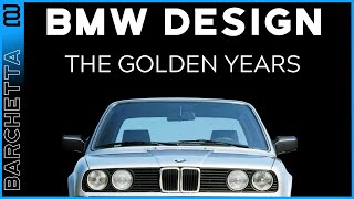 BMW Design: The Golden Years (Car Design Documentary)