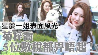 Publication Date: 2020-03-24 | Video Title: 星夢一姐表面風光 菊梓喬5位數稅都畀唔起!