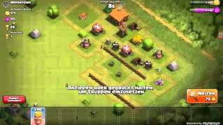 Lets Play Clash of Clans Deutsch Teil1