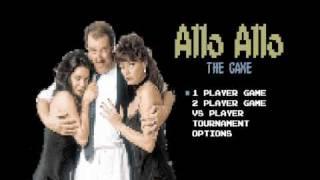 Allo Allo: The Game