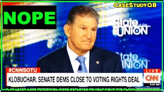 Manchin BUTCHERS All Hope On Real Voting Rights Bill