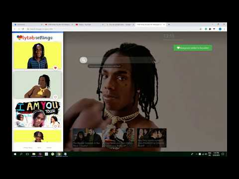 YNW Melly Murder HD Wallpaper New Tab Theme - Chrome Web Store