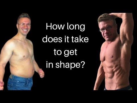 how-long-does-it-take-to-get-in-shape?