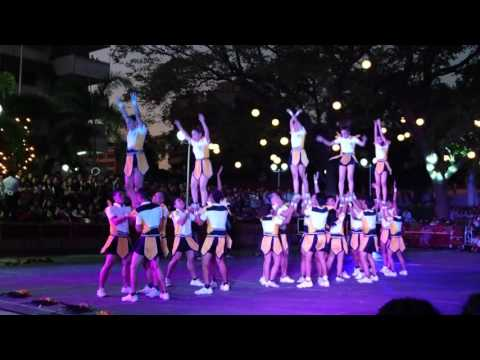 TIP MANILA 2016 CHEERDANCE COMPETITION - INDUSTRIAL ENGINEERING
