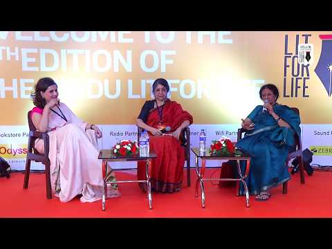The Hindu Lit for Life 2018: Women of Steel: Indira Gandhi and J Jayalalitha