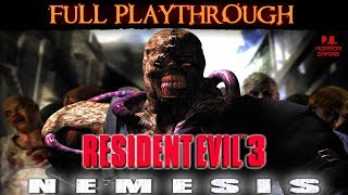 Resident Evil 3 : Nemesis | Full Playthrough | Longplay Gameplay Walkthrough No Commentary