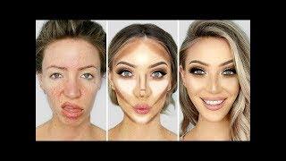 The Power of Makeup | Amazing Makeup Transformations | Makeup Tutorial | Красивый макияж