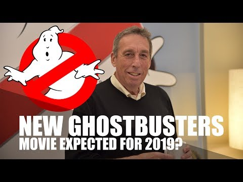 "Director Ivan Reitman says new Ghostbusters animated film is ""deep in design"""