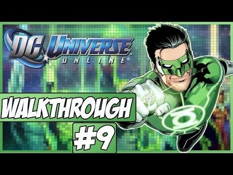 DC Universe Online Walkthrough - Episode 9 - Our Own Base!