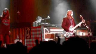 Black Crowes, Black Moon Creeping, Fillmore SF, 12-1-09