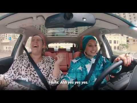 Travel Carpool with Helen and Haifa