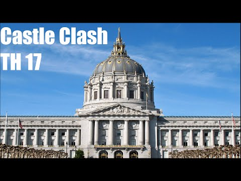 Castle Clash: TH 17 Base Setup