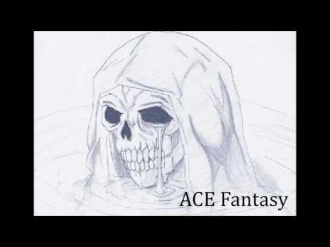 Emotional Dark 暗い曲 - Tears of Tragedy Celtic Harp Ver - ACE Fantasy