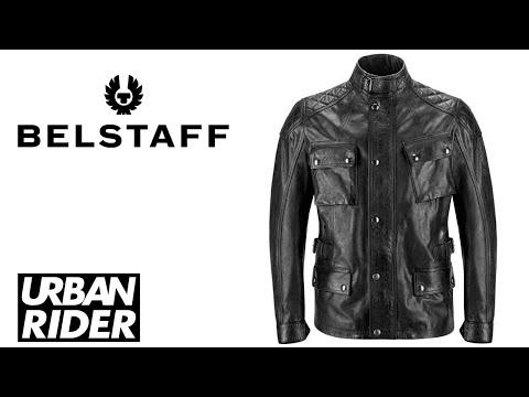 mejor venta venta de bajo precio nueva colección Belstaff Turner Waxed Leather Motorcycle Jacket Review by ...