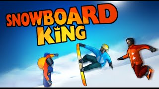 Snowboard King Full Gameplay Walkthrough