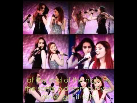 Give It Up by Elizabeth Gillies and Ariana Grande ...