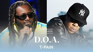 How T-Pain Reacted To Jay-Z's