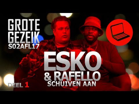 ESKO & RAFELLO Over Ronnie Flex Diss En...
