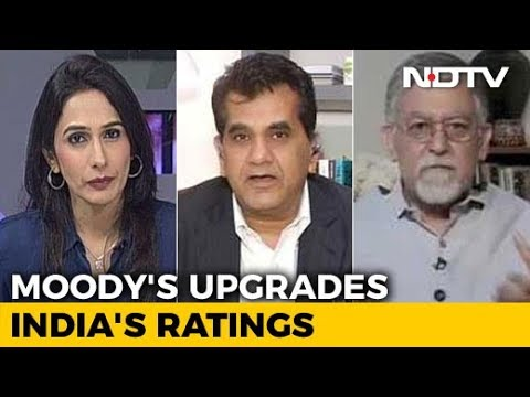 Moody's Thumbs Up For PM Modi: Will Reforms Get A Boost?