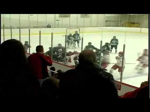 Women's College Hockey Brawl Literally Breaks A Record For Amount Of Players Fighting Each Other
