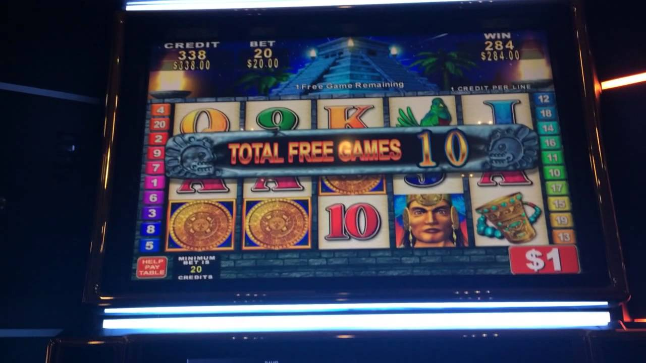 Mayan Chief Slot - Play for Free in Your Web Browser