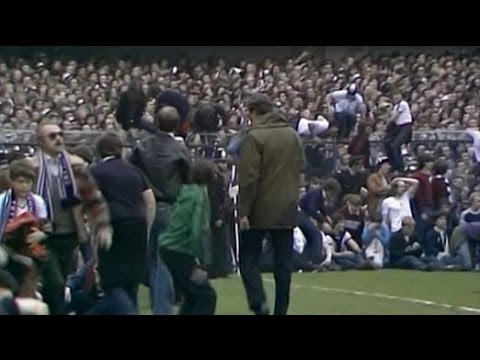 Extraordinary Footage Of Near-Fatal Crush At Hillsborough Years Before 1989 Tragedy