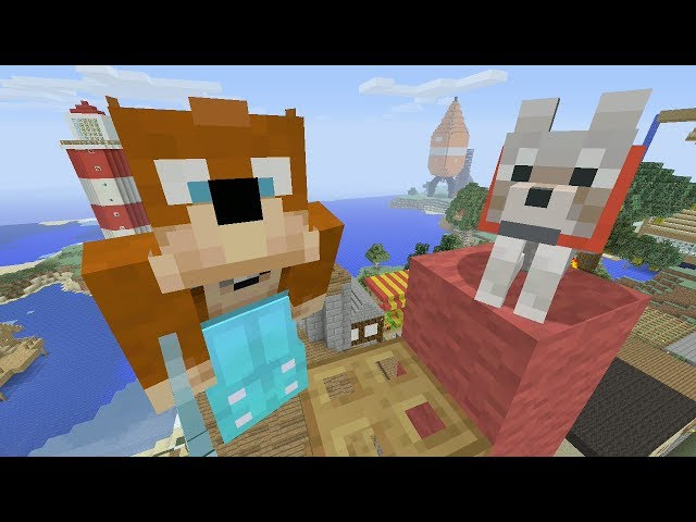 Minecraft Xbox - Flap Frenzy [175] Travel Video